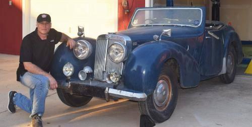 1947 1800 Roadster