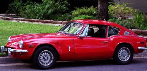 1970 GT6