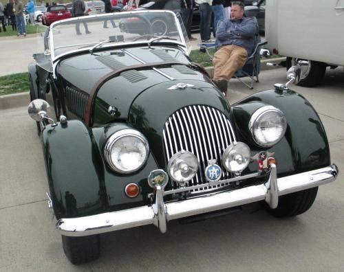 1963 Morgan Plus4