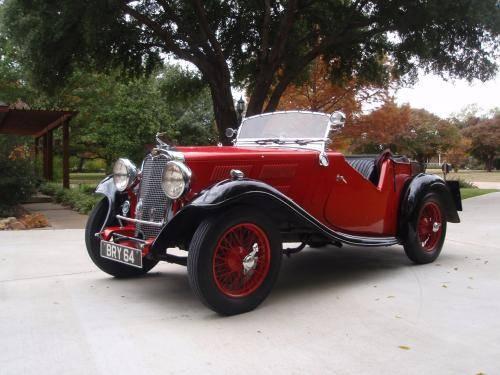 1937 Gloria Southern Cross
