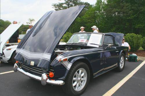 1968 TR250