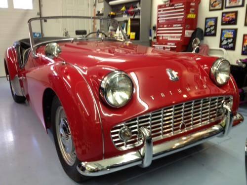 1963 TR3B