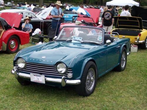 1964 TR4