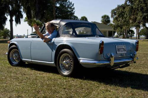 1965 TR4A