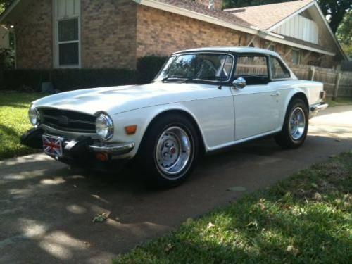 1976 TR6