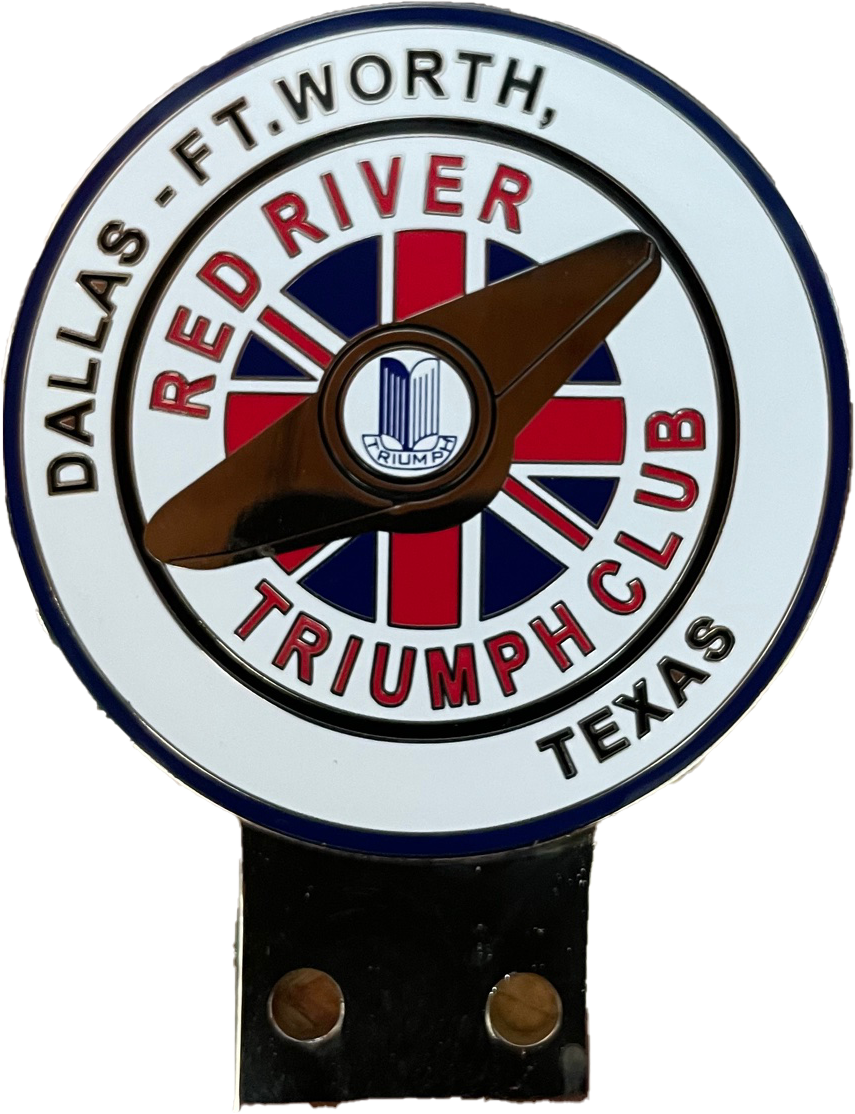 RRTC Official Grill Badge