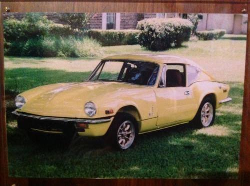 1971 GT6