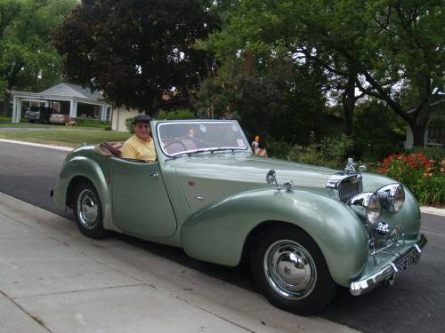 1949 2000 Roadster