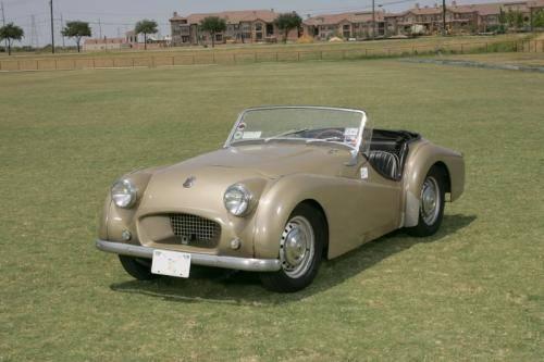 1955 TR2