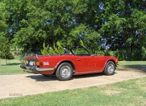 1975 TR6